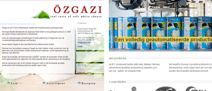 ozgazi, website