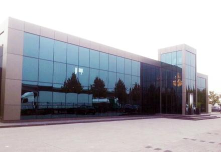 nieuw pand ozgazi kantoor
